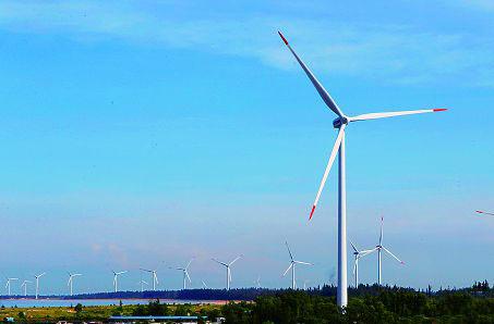 海南东方年发电量占全省四成半