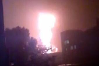 齐鲁制药爆炸_齐鲁制药化工厂济南厂区爆炸曝光 市民直呼吓人