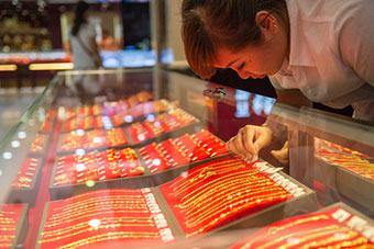 海口黄金饰品降价 个性化定制成潮流