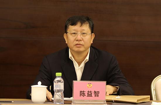 陳益智:海南應設立博鰲國際醫藥産業論壇