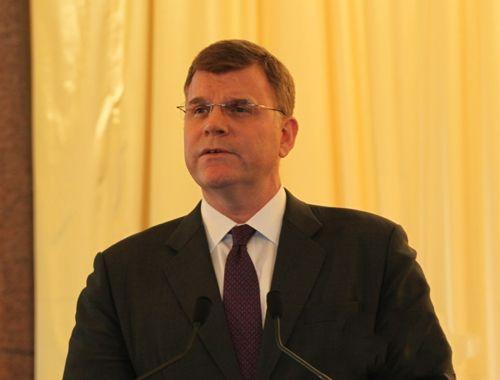 亞開行副行長格羅夫:亞開行與亞投行並非競爭關係