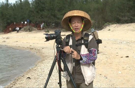 許歡:棋子灣是攝影人的創作基地