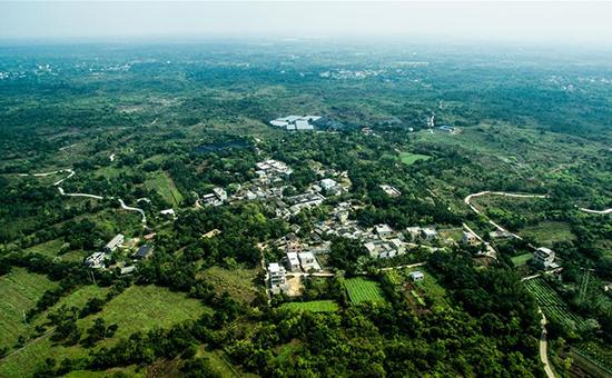 """海口斌騰村:""""點石成金""""讓文明生態發展之路越走越寬"""