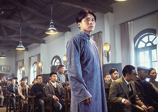《建軍大業》獲海南業界高度評價 7月28日上映