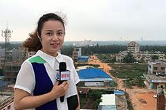 周旋 记者