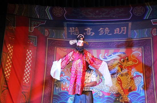 臨高人偶戲:八百余年的傳承 全國惟海南獨有