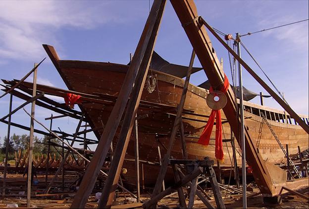 想為國家、漁民造好的船