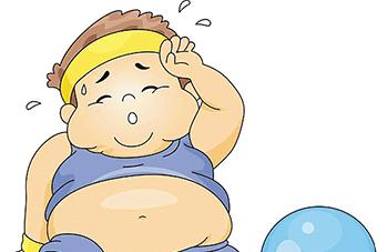 孩子肥胖或誘發多種疾病