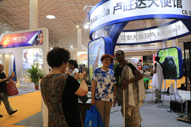 海南世界旅遊休閒博覽會11月17日舉行