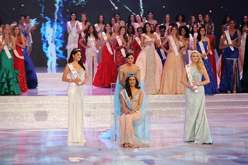 第67屆世界小姐總決賽:印度小姐問鼎總冠軍
