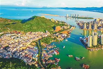 三亞:世界級濱海旅遊城三十而立再出發