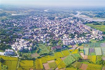 儋州中和鎮:千年古鎮展新姿