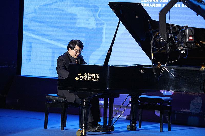 首屆中國三亞國際鋼琴音樂周舉行全球媒體發布會