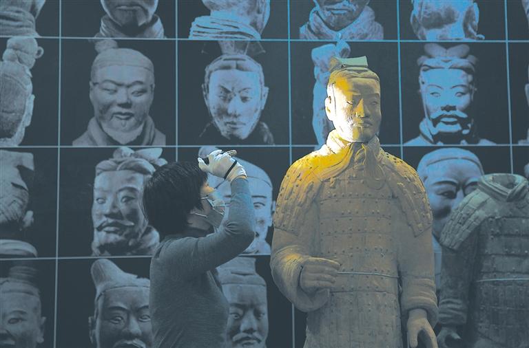 在海南講述秦漢文明