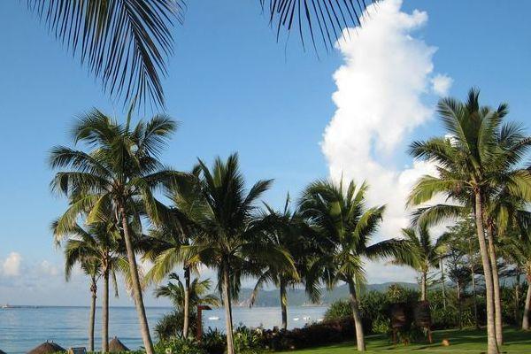 瓊島本周多降雨 最高氣溫達31℃