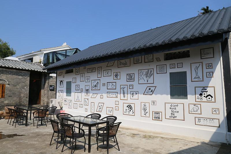 瓊海南強村以舊納新融8種旅遊業態 致富走新路