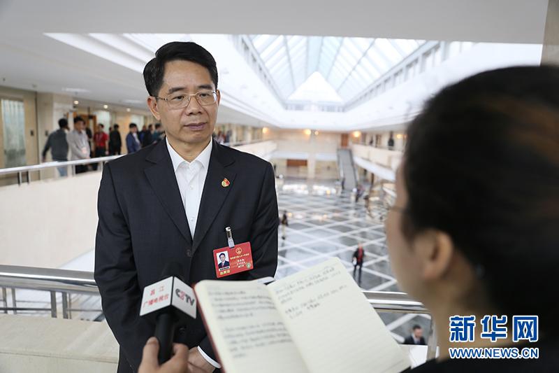 黃金城:昌江將推進霸王嶺世界自然遺産申報工作