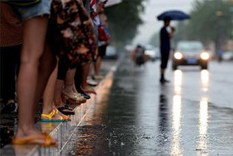 高温四级预警解除 15日起海南全岛多地将受雨水影响