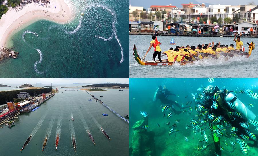 从小众到大众——海南海上运动30年变迁