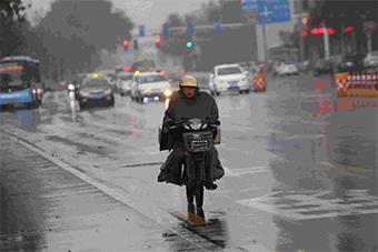 24日-27日海南岛将再次出现强降雨