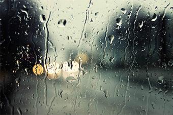 琼岛本周多降雨天气 最高温达35℃