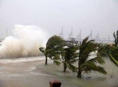 海南今年或有1-2个14级及以上强度台风影响或登陆