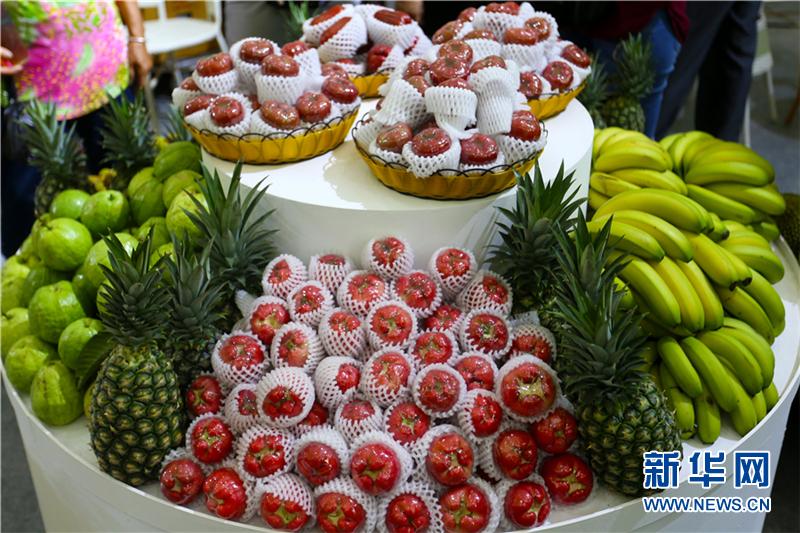 第九届海南(屯昌)农民博览会18日开幕