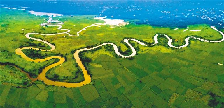 海口规划建设45处湿地保护小区