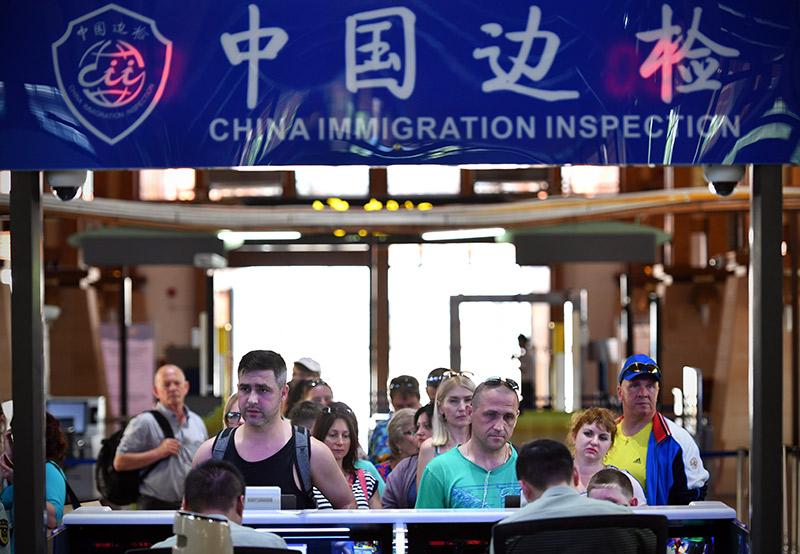 海南59國免簽政策滿月 入境遊客達2.4萬人次