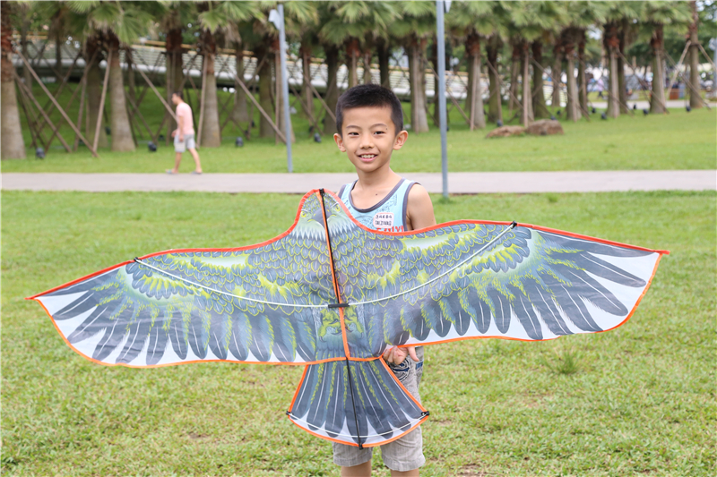海口鳳翔濕地公園:親子休閒好去處