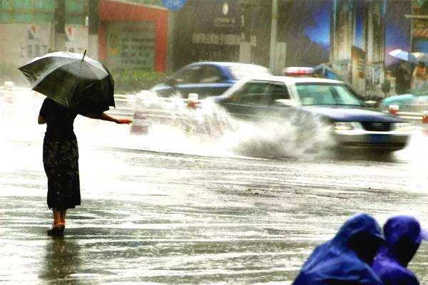 海南省气象局发布暴雨四级预警