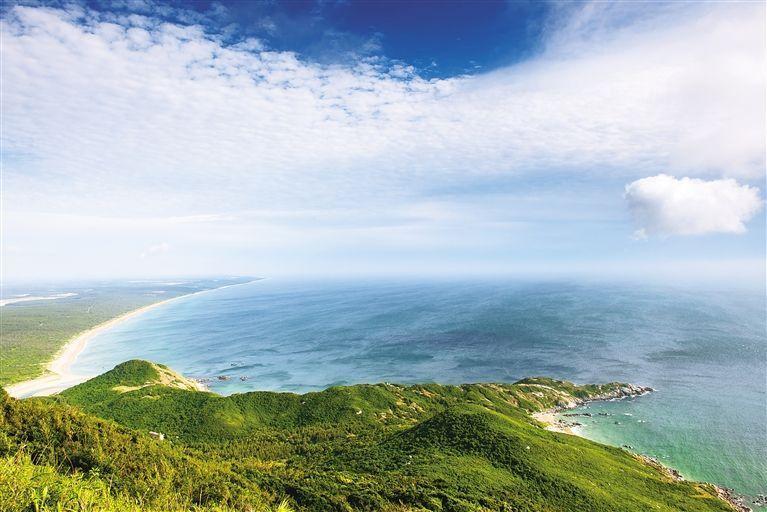 海南各市縣6月環境空氣質量排名公布