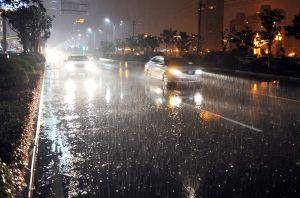 南海将有两个热带低压生成 或将带来强风雨