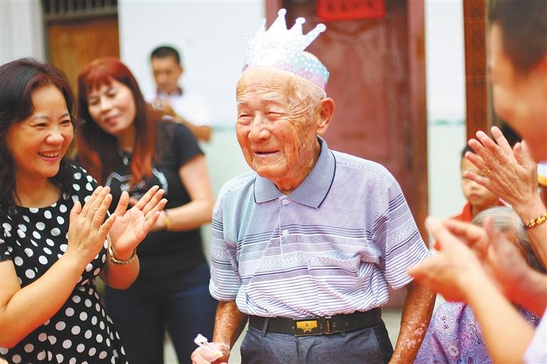 海南最后的琼籍南侨机工今天100岁了