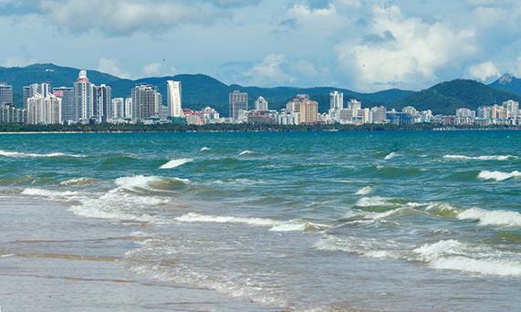 与自然和谐共生 三亚推动海洋牧场建设