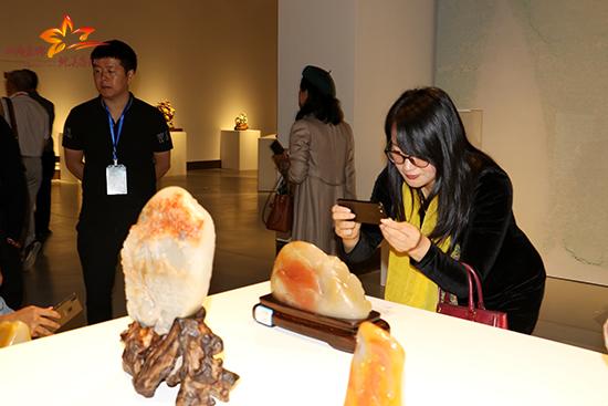 昌江玉14件作品入選2018中國·浙江石雕藝術展