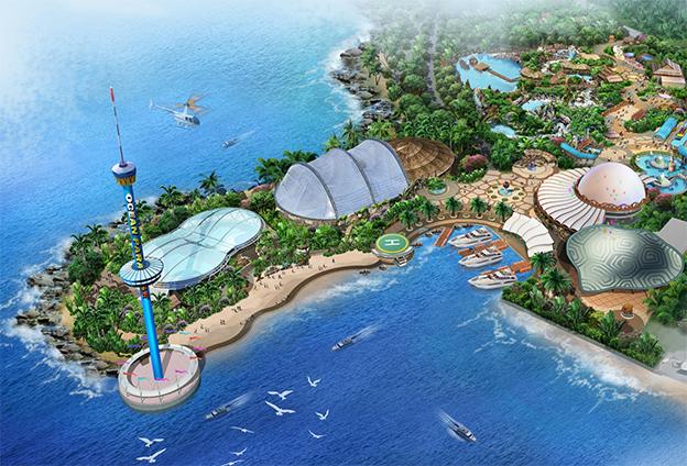 海洋欢乐世界:关注动物福利 高质量发展海南旅游业