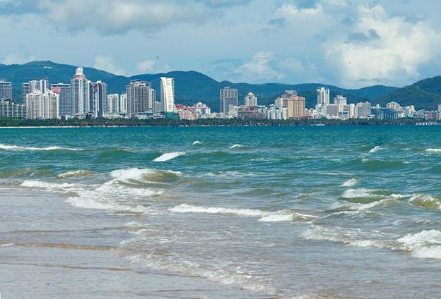 丁德文:海南要做好經略海洋大文章 建設海洋強省