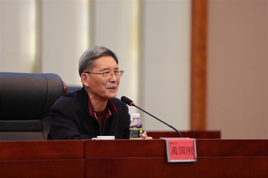 禹國剛勉勵廣大青年堅定理想信念發揚改革精神