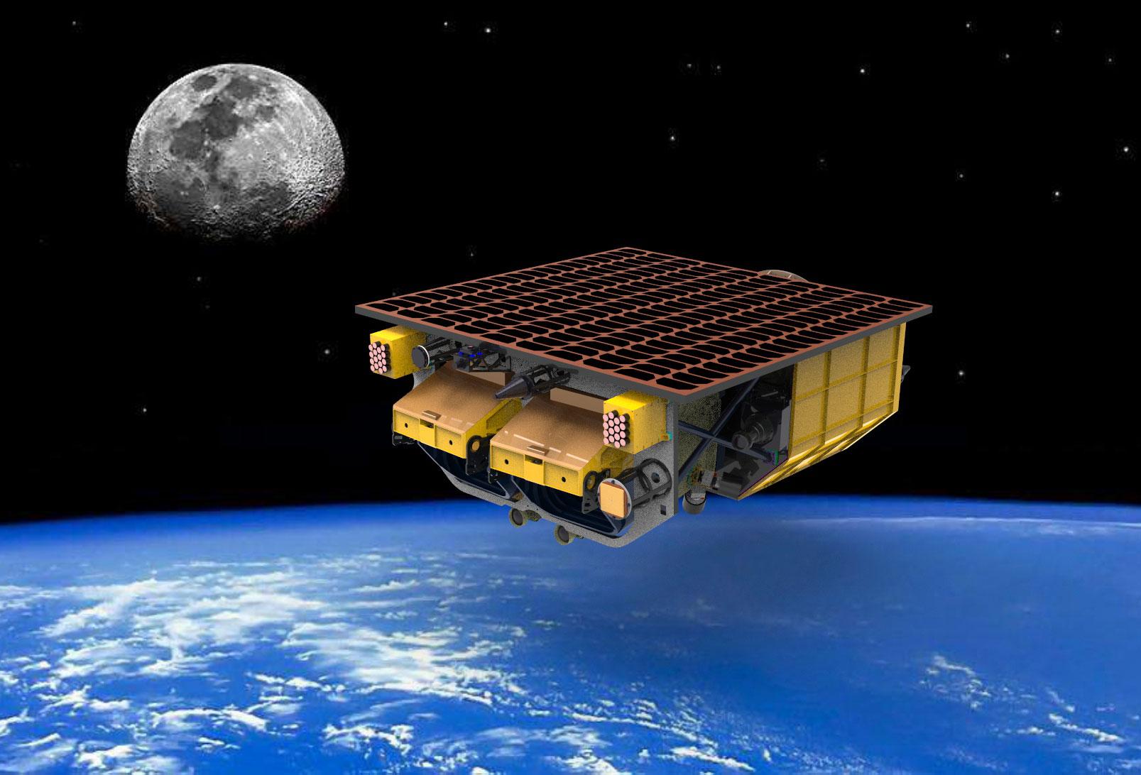 11顆衛星組網運行 可為海南陸海全區域提供遙感信息服務