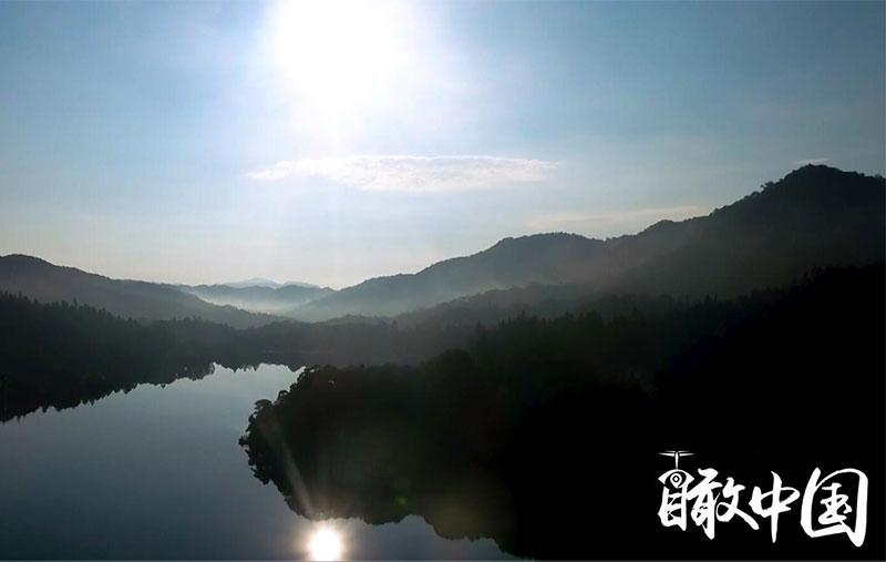 瞰中國——海南尖峰嶺