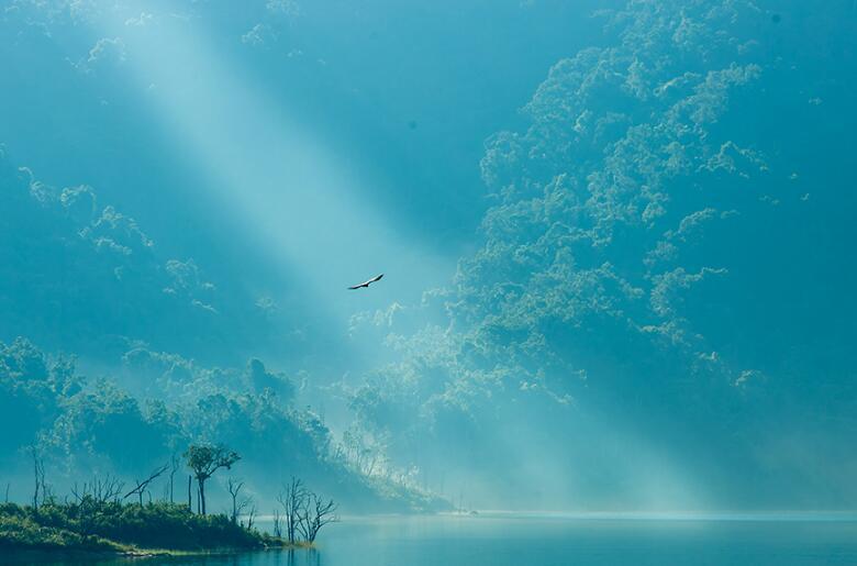 中國最美外景地——海南陵水