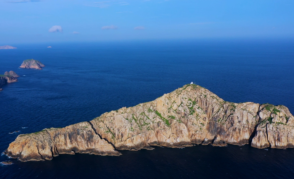 你未見過的那片海——七洲列島