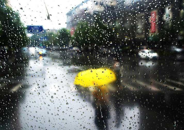 本周瓊島大部地區有陣雨或雷陣雨
