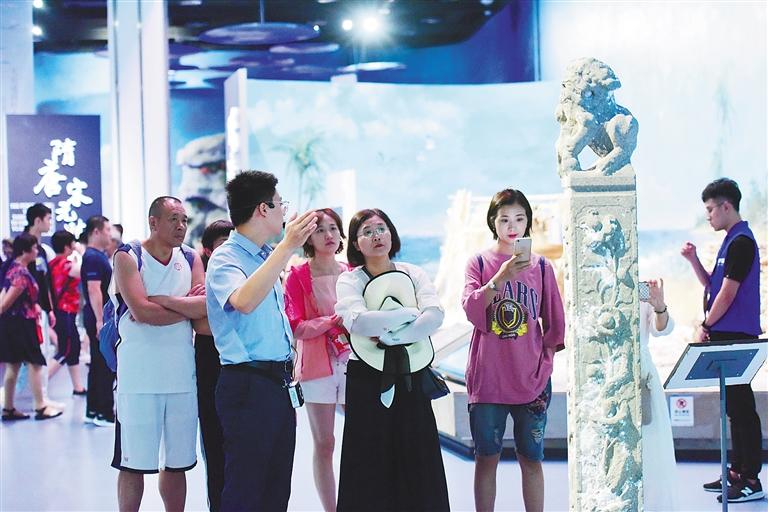 到南海博物館聽海的故事