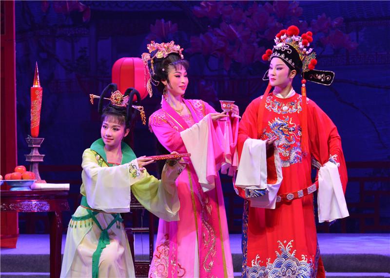 黃梅戲《女駙馬》22日亮相海口東方環球大劇院