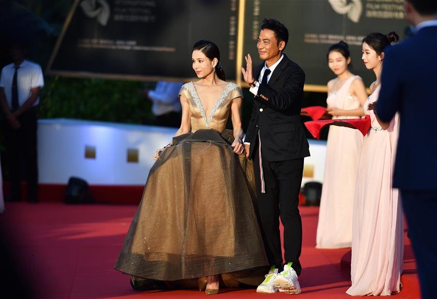 第二屆海南島國際電影節開幕