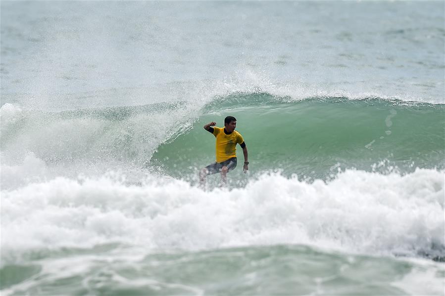 衝浪——2019海南公開賽開賽