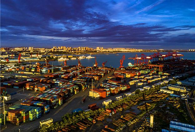 趙晉平:對外貿易的高質量發展為海南創造機遇和條件