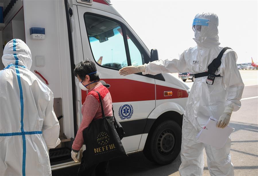 探訪海口美蘭機場海關:強化檢疫 防范疫情輸入